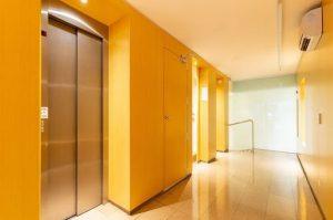 درب های آسانسور