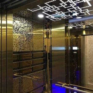 تابلو آسانسور